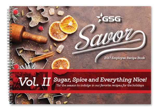 GSG cookbook FREE download